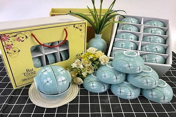 [ Quà tặng chương trình khuyến mãi ] quà tặng gốm sứ in logo từ xưởng sản xuất gốm sứ