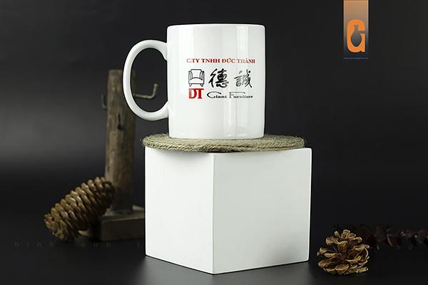 [ Quà tặng nhân ngày thành lập công ty ] Tư vấn quà tặng ly sứ in logo giá tốt tại tphcm