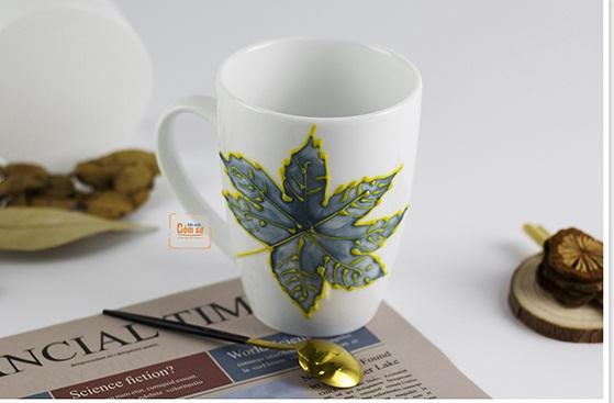 Cốc quà tặng doanh nghiệp - in logo lên ly sứ giá rẻ giao hàng nhanh