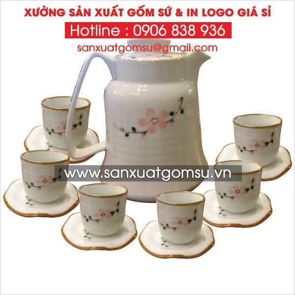 Cơ sở sản xuất quà tặng tết cho doanh nghiệp ý nghĩa tại An Giang uy tín chất lượng giá sỉ tốt , Gốm sứ Việt