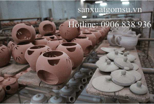 Không chỉ ly sứ, Gốm Sứ Việt sản xuất đa dạng mọi sản phẩm