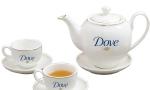 Bộ ấm trà gốm sứ quà tặng 20/10 cho công nhân viên giá rẻ tại quận Tân Bình